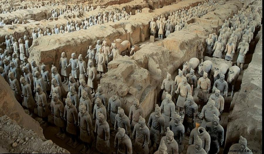 q11 10 ошеломляющих древних подземных сооружений