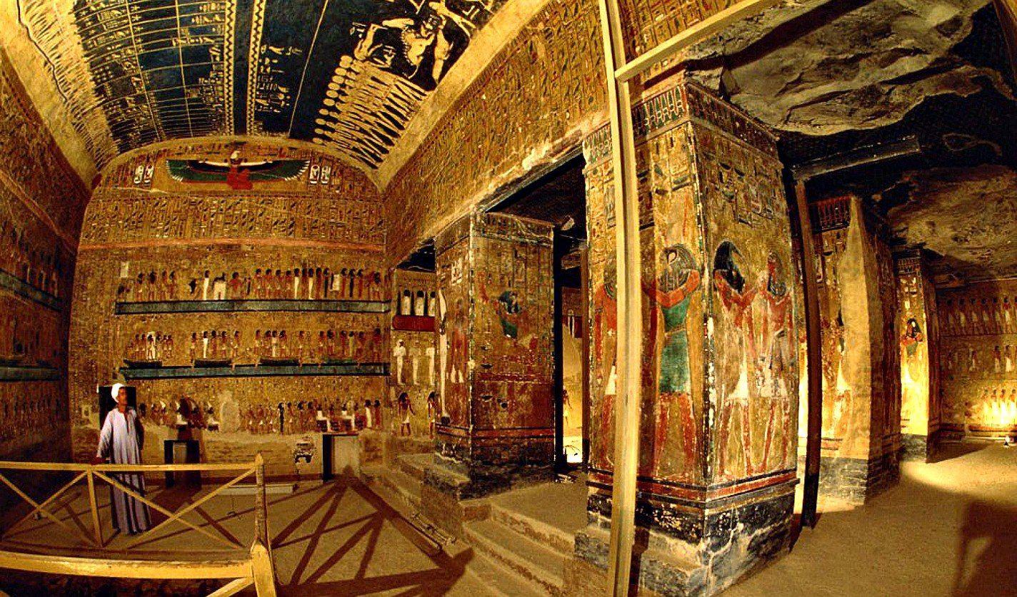q13 10 ошеломляющих древних подземных сооружений