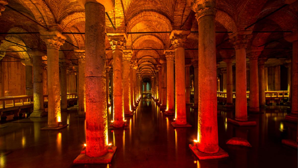 q15 10 ошеломляющих древних подземных сооружений