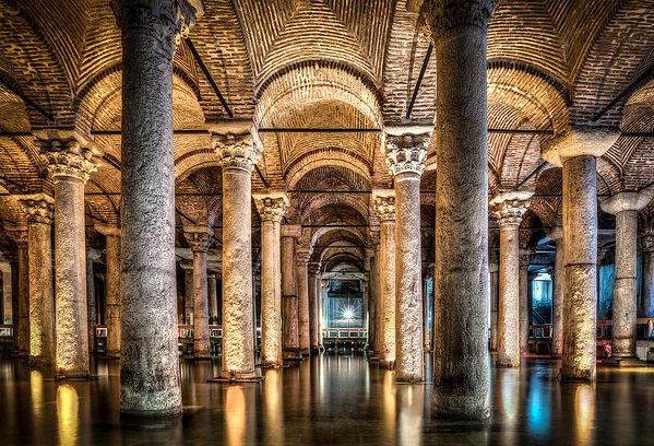 q16 10 ошеломляющих древних подземных сооружений