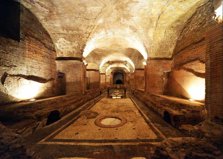 q5 10 ошеломляющих древних подземных сооружений