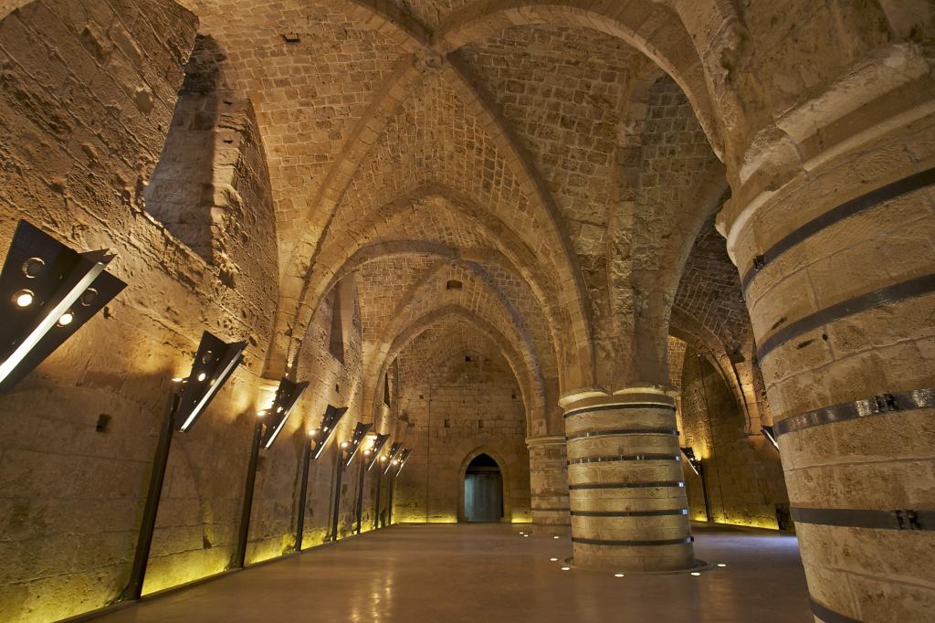 q6 10 ошеломляющих древних подземных сооружений