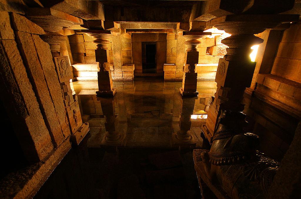 10 ошеломляющих древних подземных сооружений