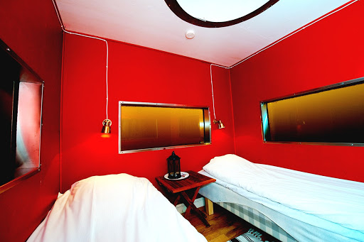 3 The Utter Inn – крохотная гостиница в Швеции