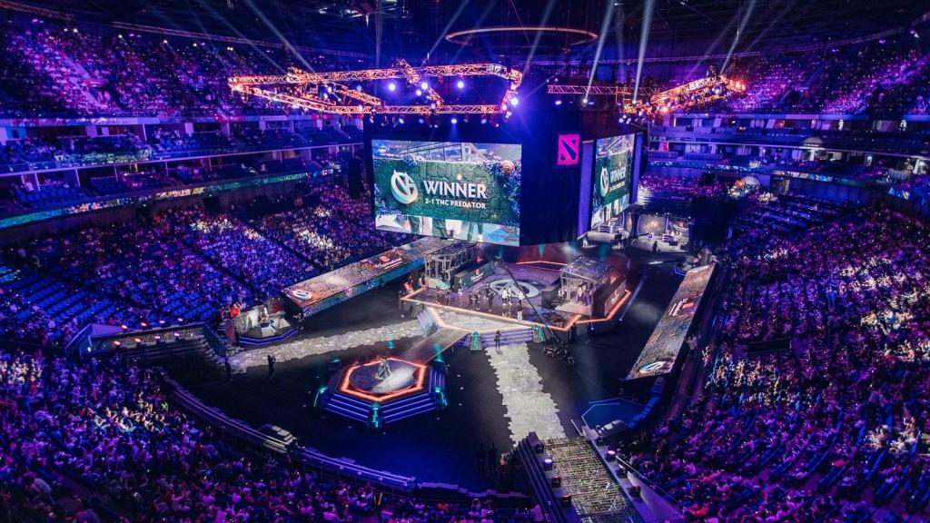 Топ 3 киберспортивных турниров с самыми крупными призовыми фондами   Ставки на киберспорт